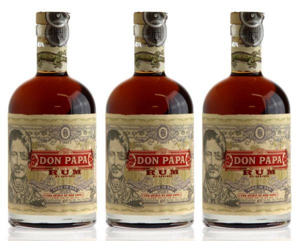 DON PAPA Rum Set 3x700ml