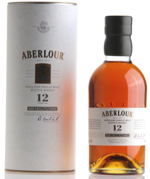 ABERLOUR 12 Jahre Whisky