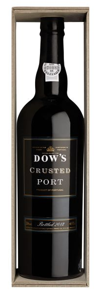 DOW'S Crusted Port, bottled 2012