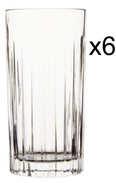 6 x Campari Timeless Highball/Longdrink Glas