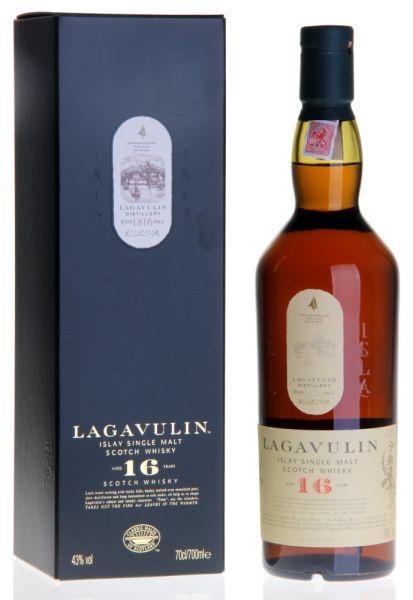 LAGAVULIN 16 YO Single Malt Scotch Whisky