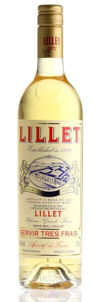 LILLET Blanc (weiß) Aperitif Likör