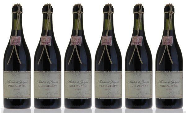Marchese di Borgosole SALICE SALENTINO Riserva Rotwein 6-Flaschen-Set