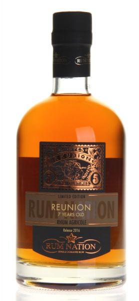 RUM NATION Reunion 7 Jahre Rum