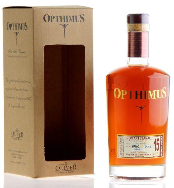 OPTHIMUS Rum 15 Jahre