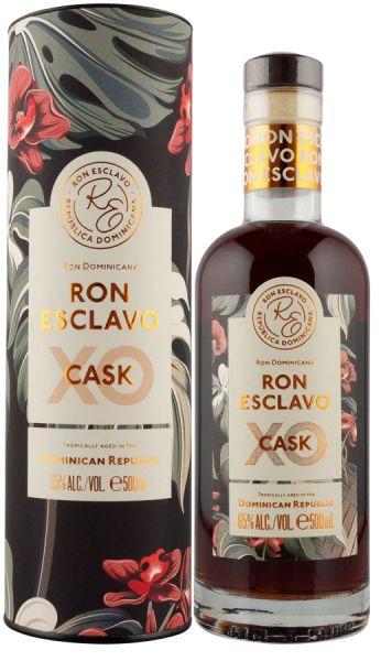 Ron ESCLAVO XO Cask Strength Rum
