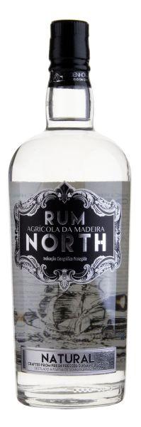 32,84€/L RUM NORTH Agrícola da Madeira Natural Agricola