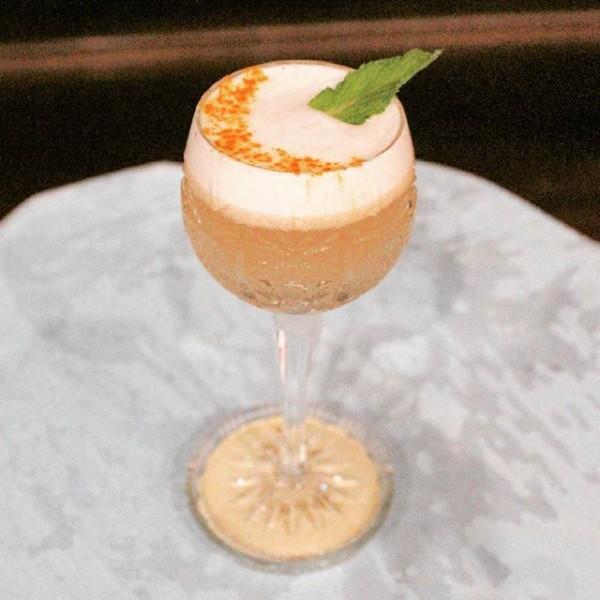Telenovela-Cocktail-Cachaca-Mezcal