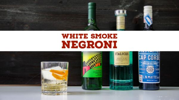 137,53€/L White Smoke Negroni