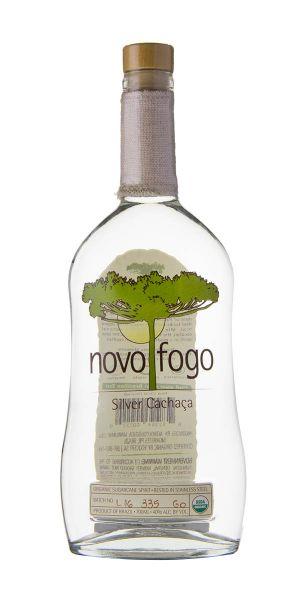 NOVO FOGO Silver Cachaça