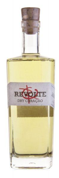 REVOLTE Dry Curaçao Rum-Likör