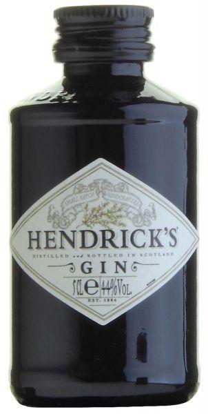 HENDRICK'S Gin Miniatur
