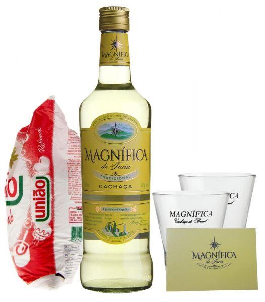 38,56€/L Caipirinha Set MAGNÍFICA Cocktailpaket