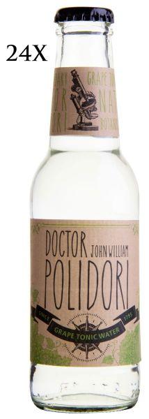 Dr. Polidori GRAPE Tonic Water 24er Set