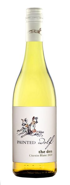 PAINTED WOLF The Den Chenin Blanc 2020 (Weißwein, Südafrika)