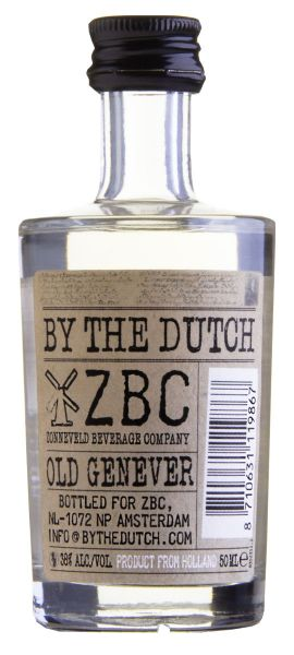 BY THE DUTCH Old Genever Miniatur