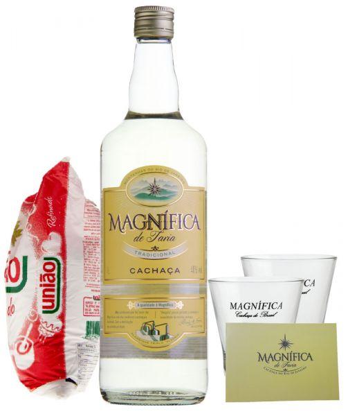 26,99€/St. Caipirinha Set TRADICIONAL Cocktailpaket