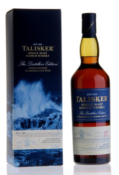 TALISKER Distillers Edition Whisky
