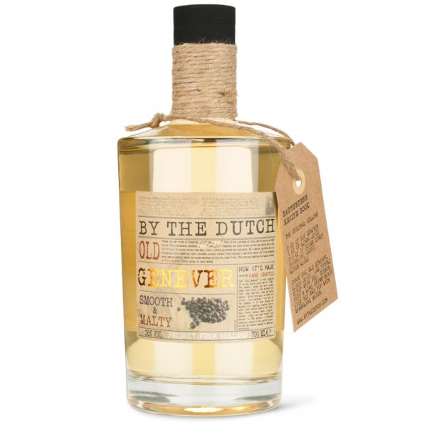 39,99€/L BY THE DUTCH Old Genever