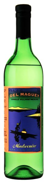 DEL MAGUEY Madrecuixe Single Village Mezcal