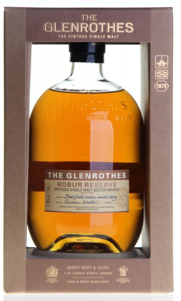 GLENROTHES Robur Reserve Whisky