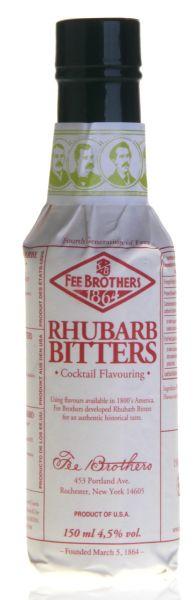 88,67€/L Fee Brothers Rhubarb Bitters