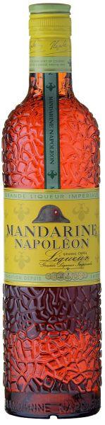 MANDARINE NAPOLÉON Grande Cuvée Liqueur (Mandarinen-Cognac-Likör)