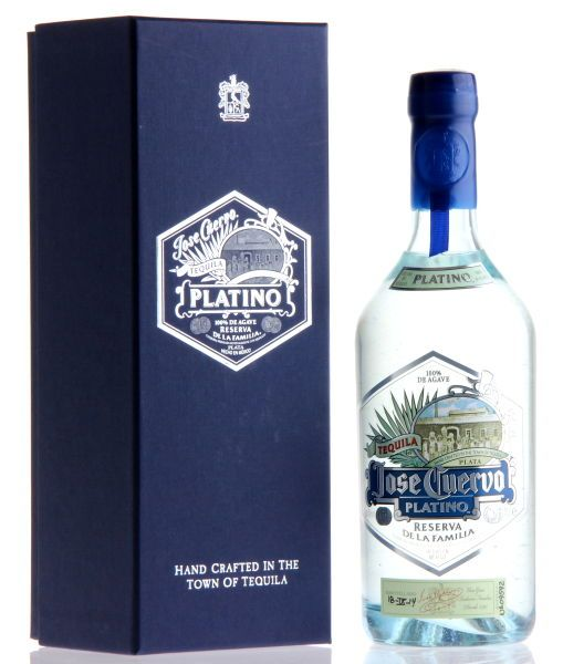 JOSE CUERVO Platino Tequila 100% Agave