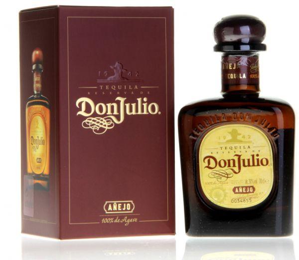 DON JULIO Añejo Tequila 100% Agave