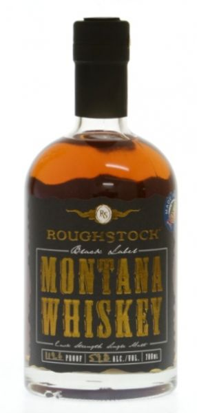 ROUGHSTOCK Montana Cask Strength Single Malt Whiskey