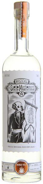 LOS SIETE MISTERIOS Doba-Yej Joven Mezcal