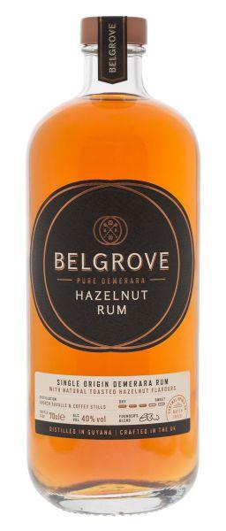 BELGROVE Pure Demerara Hazelnut Rum
