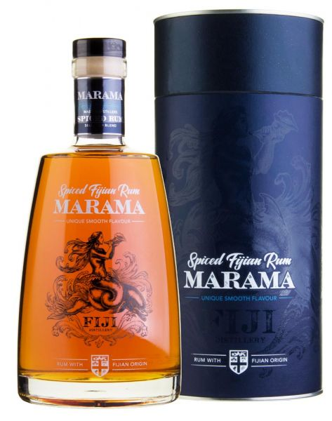 Marama Spiced Fijean Rum