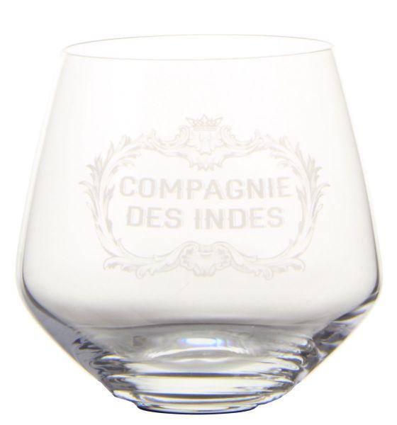 COMPAGNIE DES INDES Glas