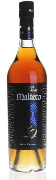 Ron MALTECO 10 Años (10 Jahre) Anejo Suave Rum