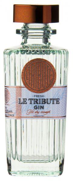 LE TRIBUTE Gin Miniatur