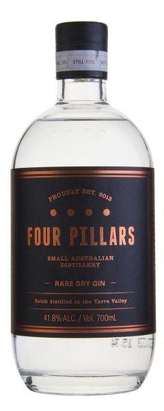 51,41€/L Four Pillars Rare Dry Gin