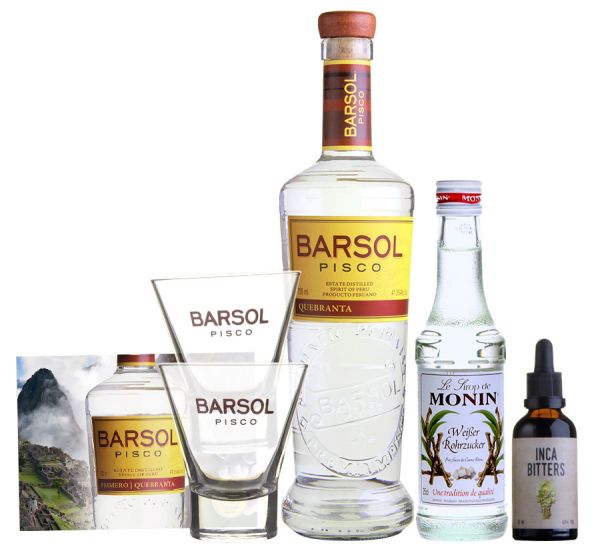 Pisco Sour Set BARSOL