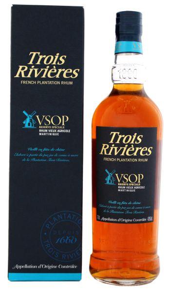 TROIS RIVIÈRES VSOP Reserve Speciale Rhum Agricole