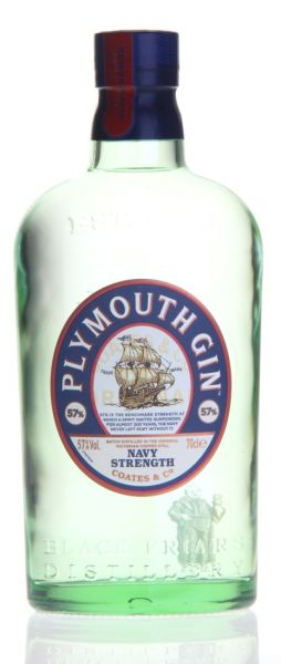 61,43€/L PLYMOUTH Navy Strength Gin