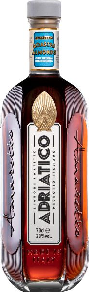 42,84€/L ADRIATICO Roasted Almonds Liquore Amaretto