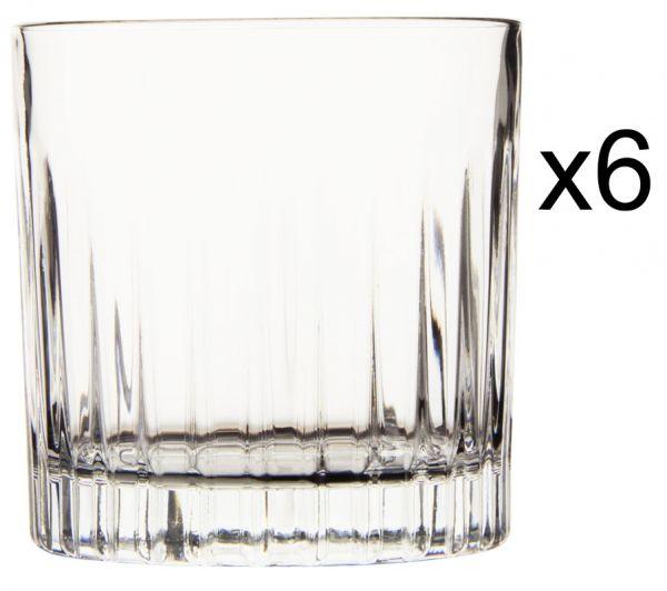 6 x Campari New Negroni Tumbler Glas