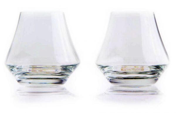 RON MILLONARIO 2 x Tasting Glas