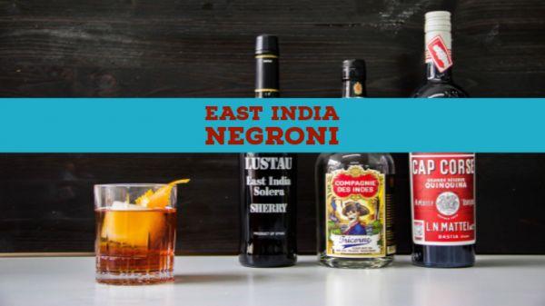 East India Negroni
