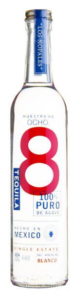 43,98€/L OCHO Blanco Tequila 100% Agave