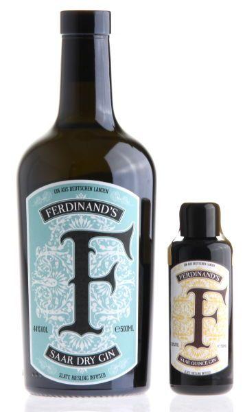 FERDINAND'S Gin Probierset