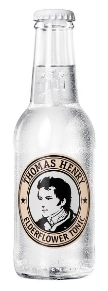 THOMAS HENRY Elderflower Tonic (0,2l)
