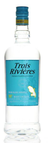 TROIS RIVIERES Blanc Rhum