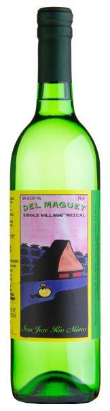 DEL MAGUEY San Jose Rio Minas Single Village Mezcal