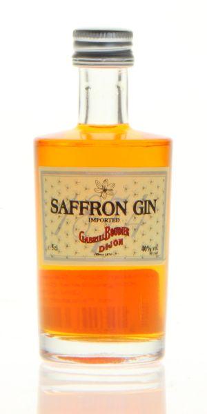 SAFFRON Gin Miniatur